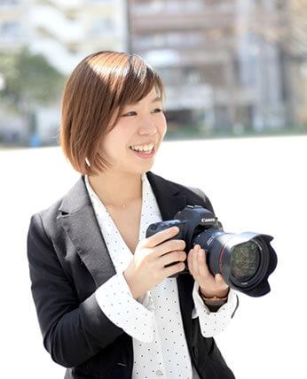 カメラマン 杉田  梨菜